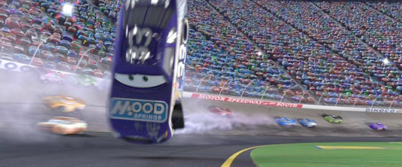 Dan The Pixar Fan Cars Chuck Armstrong Mood Springs