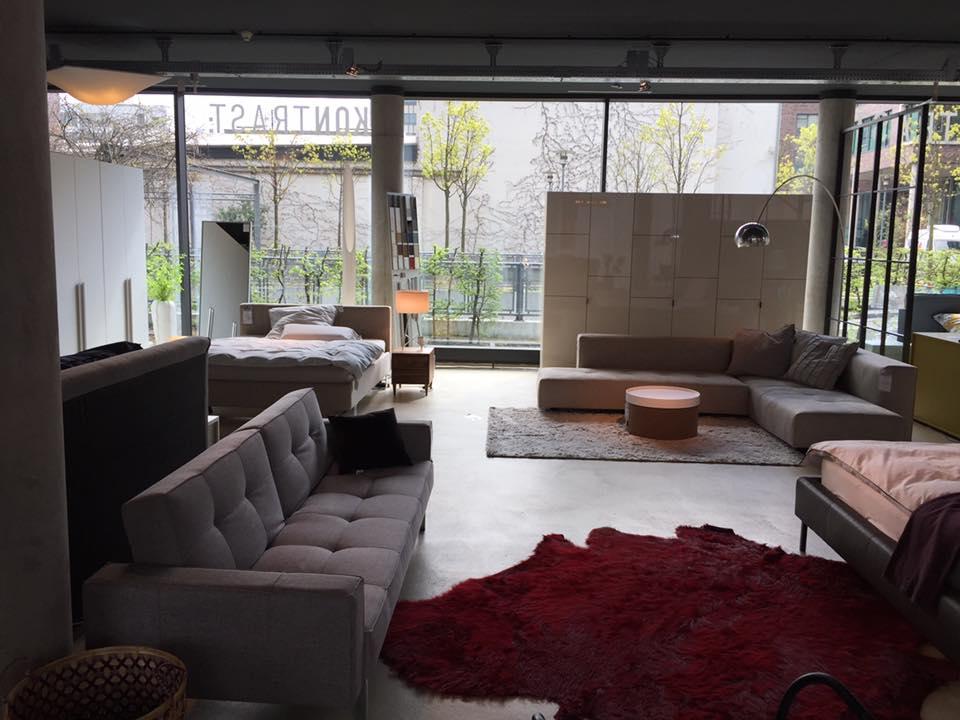 Kontrast Möbel Und Leuchten