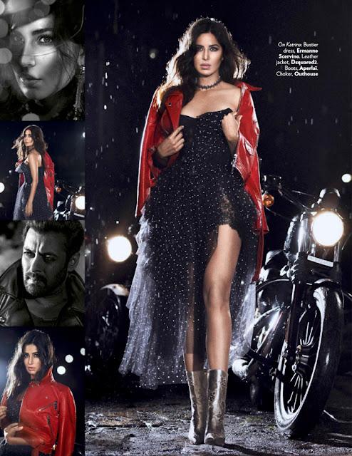Bollywood Heroin Katrina Kiaf Photo Shoot-Andhra Talkies