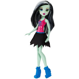 Monster High Frankie Stein Budget Cheerleader Doll
