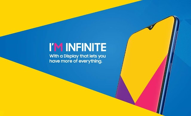 Samsung Galaxy M Series with Infinity-V Display Launch officially on Jan 28th in India