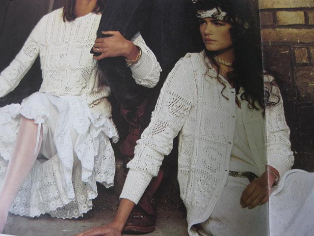 Patricia Roberts Knitting Pattern Books : V & M: Patricia Roberts Knitting Designs