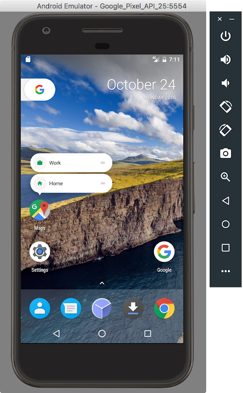 Now available: Android 7.1 Developer Preview