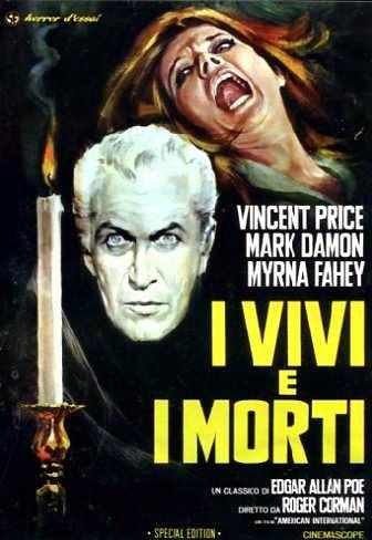 Il cinema secondo Begood I vivi e i morti Corman 1960