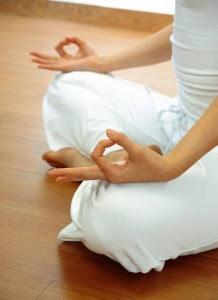 peldaños del yoga