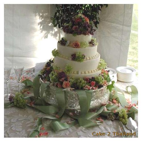 Design Your Own Wedding Cake