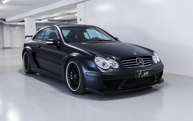 2005 Mercedes Benz Clk Dtm For Sale At Ove S Garage For Eur 320 000
