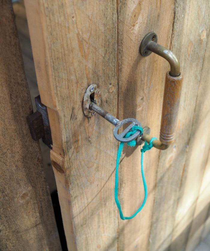 puumajan ovi