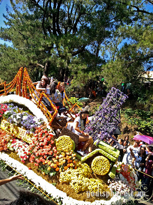 Miss Philippines Flower Float