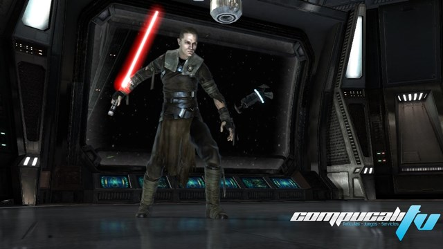 descargar star wars the force unleashed pc