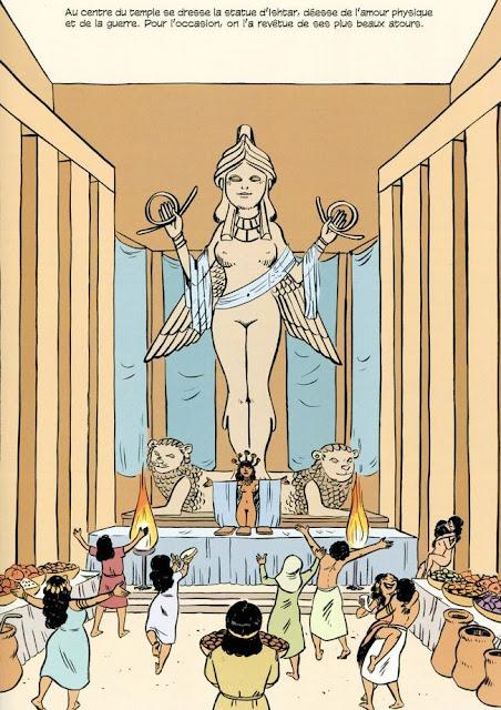 Sex Story de Philippe Brenot et Laetitia Coryn planche 2