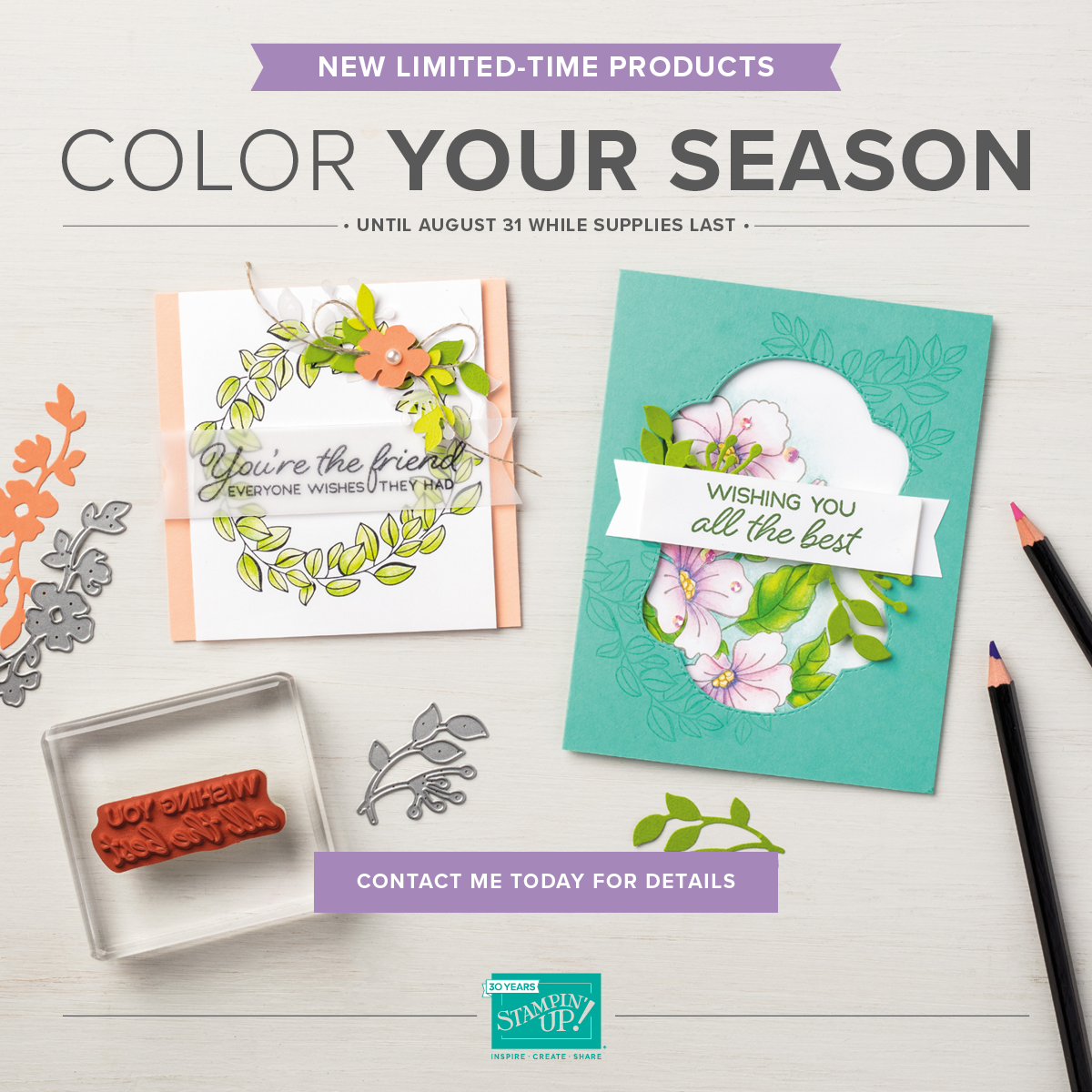 COLOR YOUR SEASON