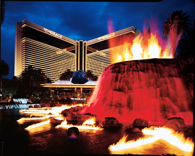 Volcano The Mirage Las Vegas