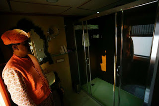 Indian Railways trains finally had toilets