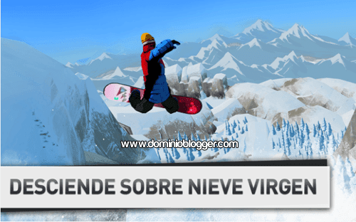 juego  Snowboarding The Fourth Phase gratis