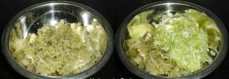 boiled lauki