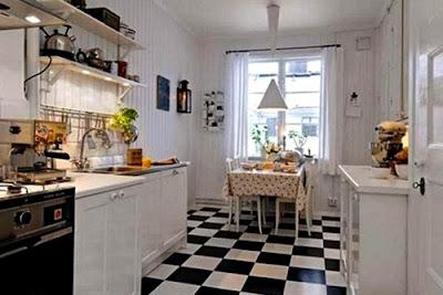 Model Keramik Dapur & Dinding Untuk Dapur Minimalis