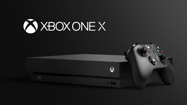 Xbox One X Kalahkan Sony PS4 Pro