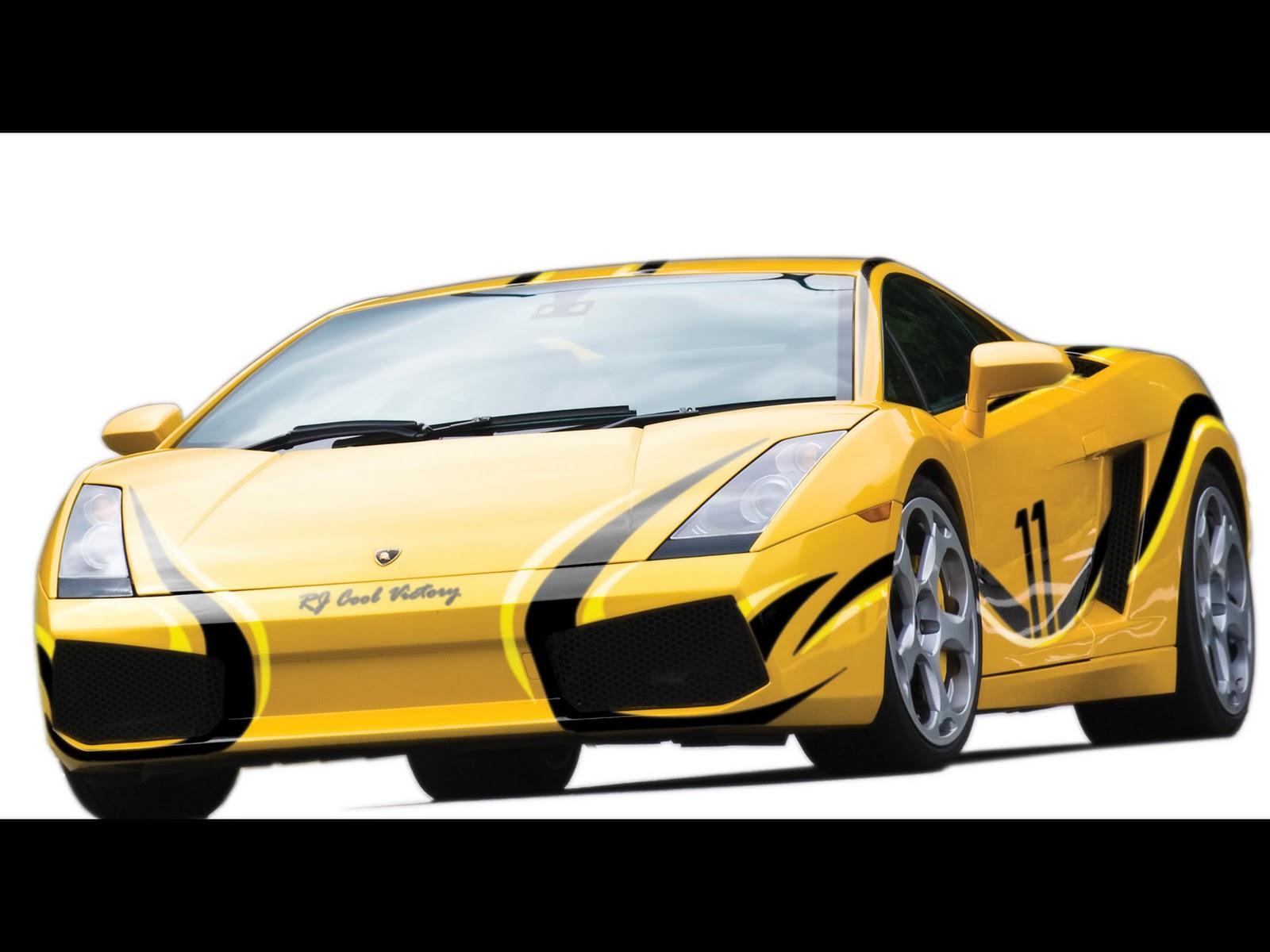 Chaos Theatre: Super Cool Lamborghini Cars