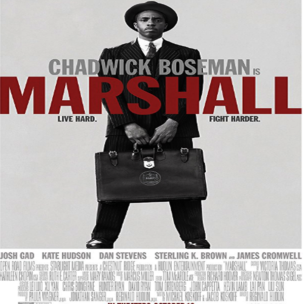 Marshall, Marshall Synopsis, Marshall Trailer, Marshall Review, Poster Marshall