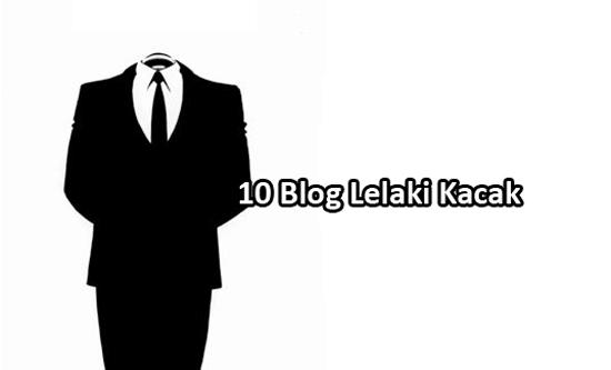 blog lelaki kacak