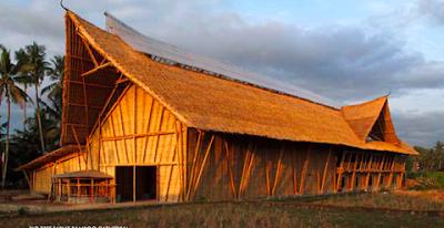usine en bambou - Big Tree Farms / Kelapa France