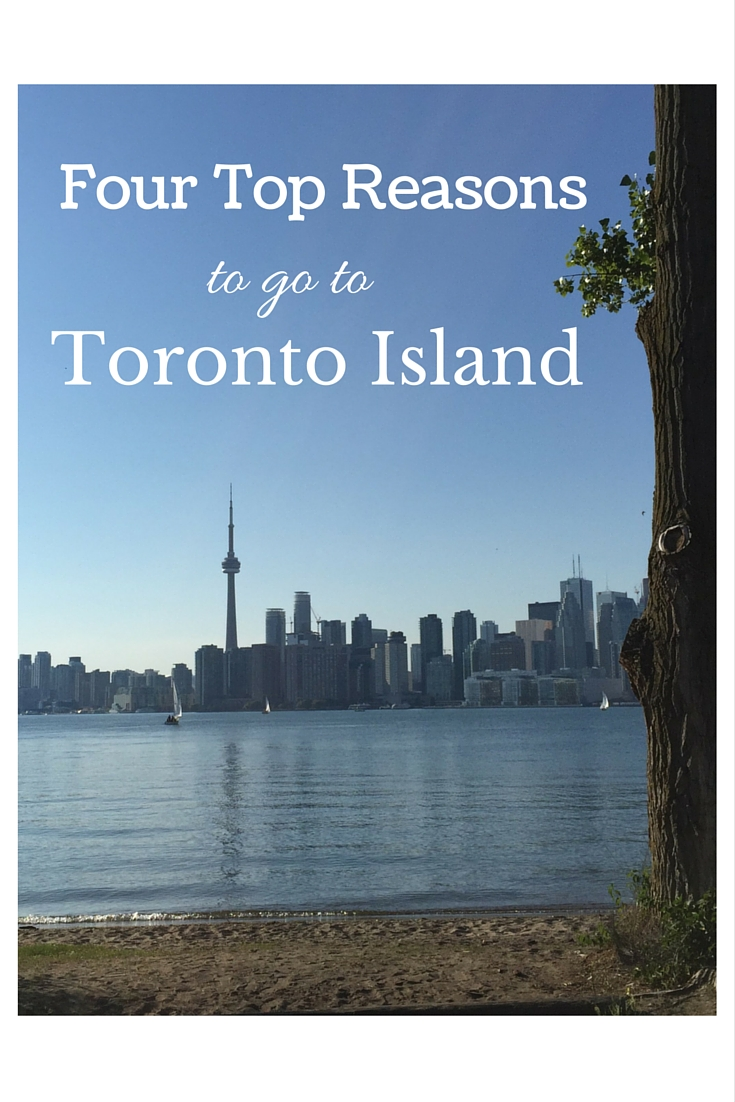 Four top reasons to visit Toronto Island, photo by modernbricabrac