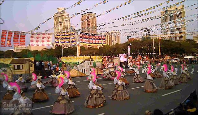 Maytime Festival in Aliwan 2017