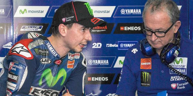 Valentino Rossi Tau Kenapa Kepala Teknis Lorenzo Tak Mau Diajak ke Ducati