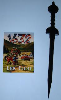 Portada del libro 1632, de Eric Flint