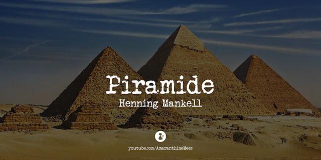 piramide henning mankell recensione thriller