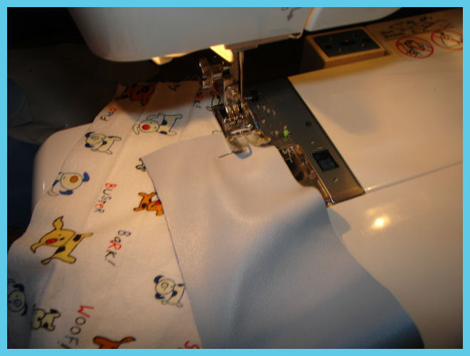 How To Sew A No Wicking Cotton Outer Diaper Natures