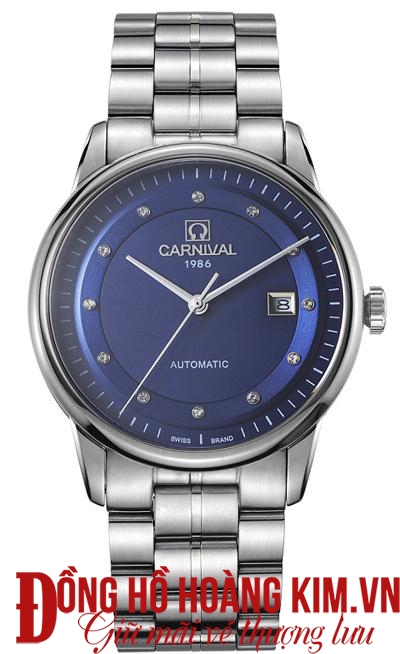 Đồng hồ nam Carnival nào phù hợp với phong cách của bạn