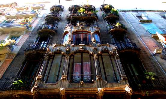 Loveisspeed Catalan Art Nouveau Modernisme