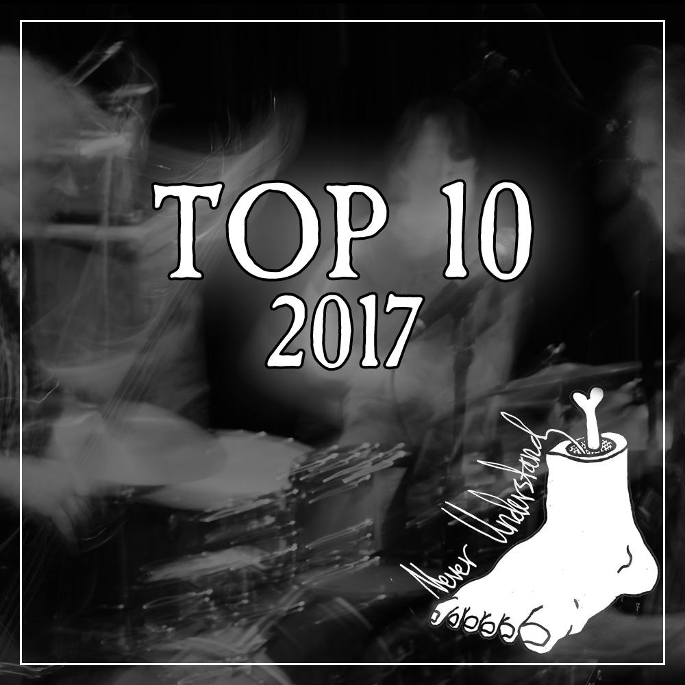 Top 10 konserter 2017