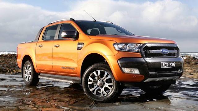 Ford Ranger xe bán tải sở hữu nhiêu giải thưởng