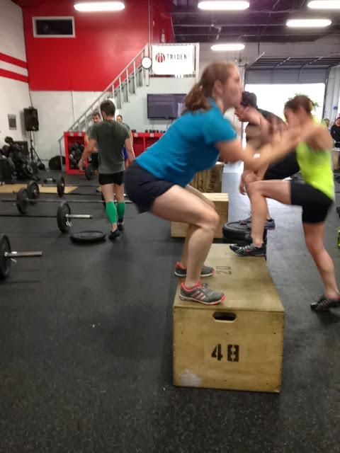 Ericka Andersen Archives - Trident CrossFit