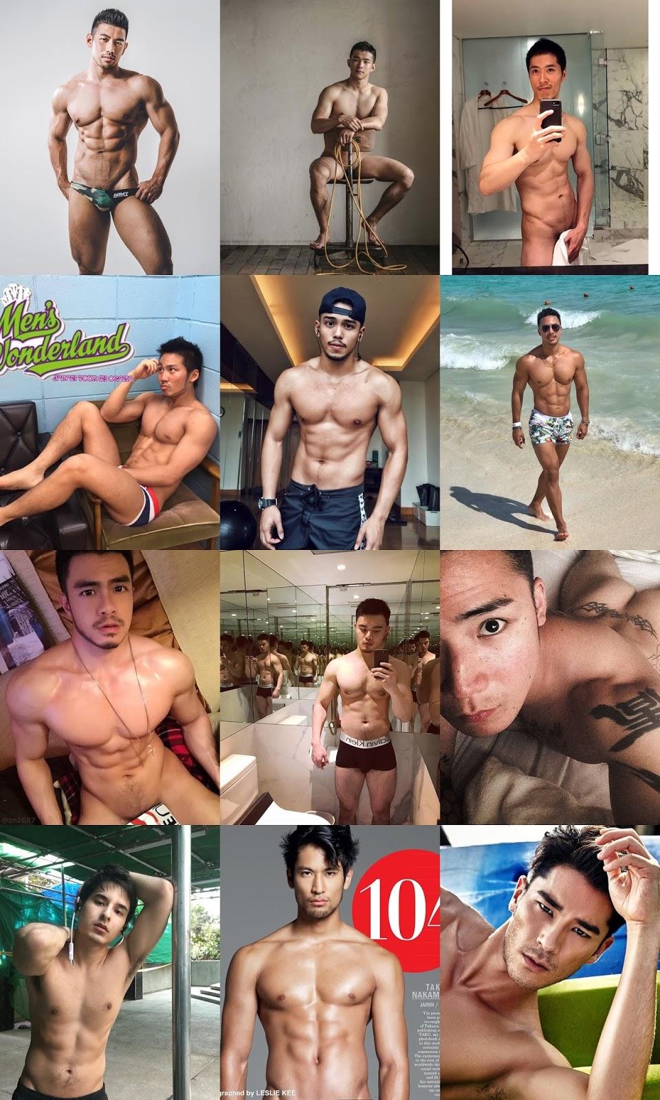 Gay japanese hunks