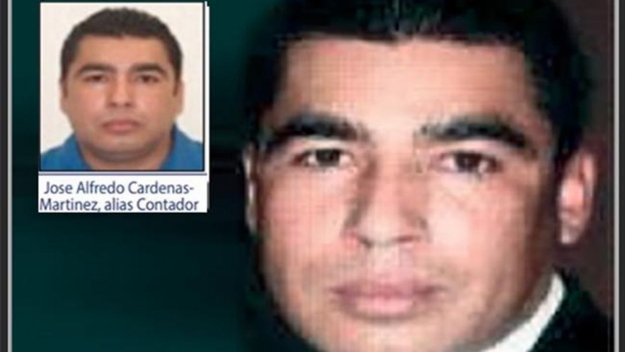 """EL """"CONTADOR"""" CAPO del CDG """"YA CONOCIA la CARCEL y la LIBERTAD"""",ESTUVO PRESO en 2004...mas tardan detenerlos que en liberarlo$."""