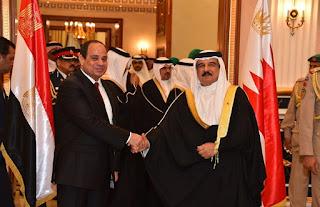 البحرين نقدر دور مصر فى صد التدخلات الخارجية بشئون الدول العربية
