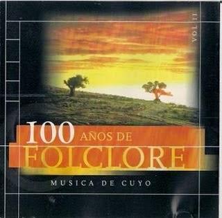 100 años de folklore musica de cuyo volumen 2 descargar