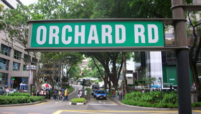 Places Orchard Road