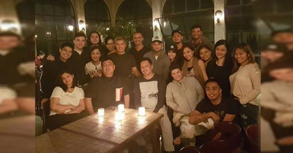 """Meet Angel Locsin Male Co-stars In """"The General's Daughter"""""""