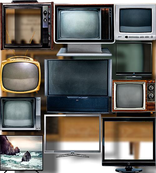 تحميل 60 صورة لأجهزة التلفزيون المختلفة بجودة عالية على روابط مباشرة