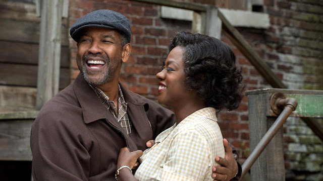 Fotograma: Fences (2016)