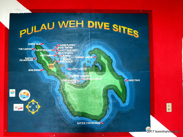 Pulau Weh, dive sites, indonesia, andaman sea, scuba diving, coral reef,