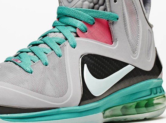 quality design c9a16 b756a Nike Lebron 9 PS Elite South Beach