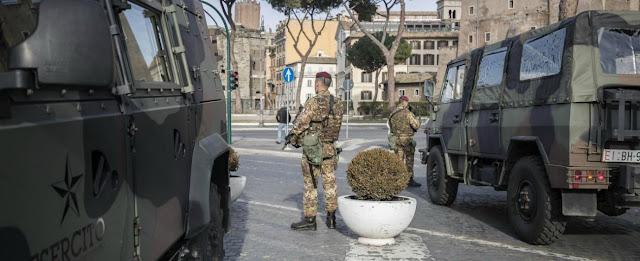 suicidio militare strade sicure esercito
