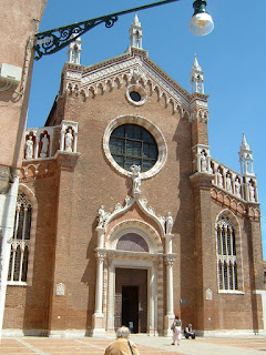 Photo of the Church of the Madonna dell'Orto