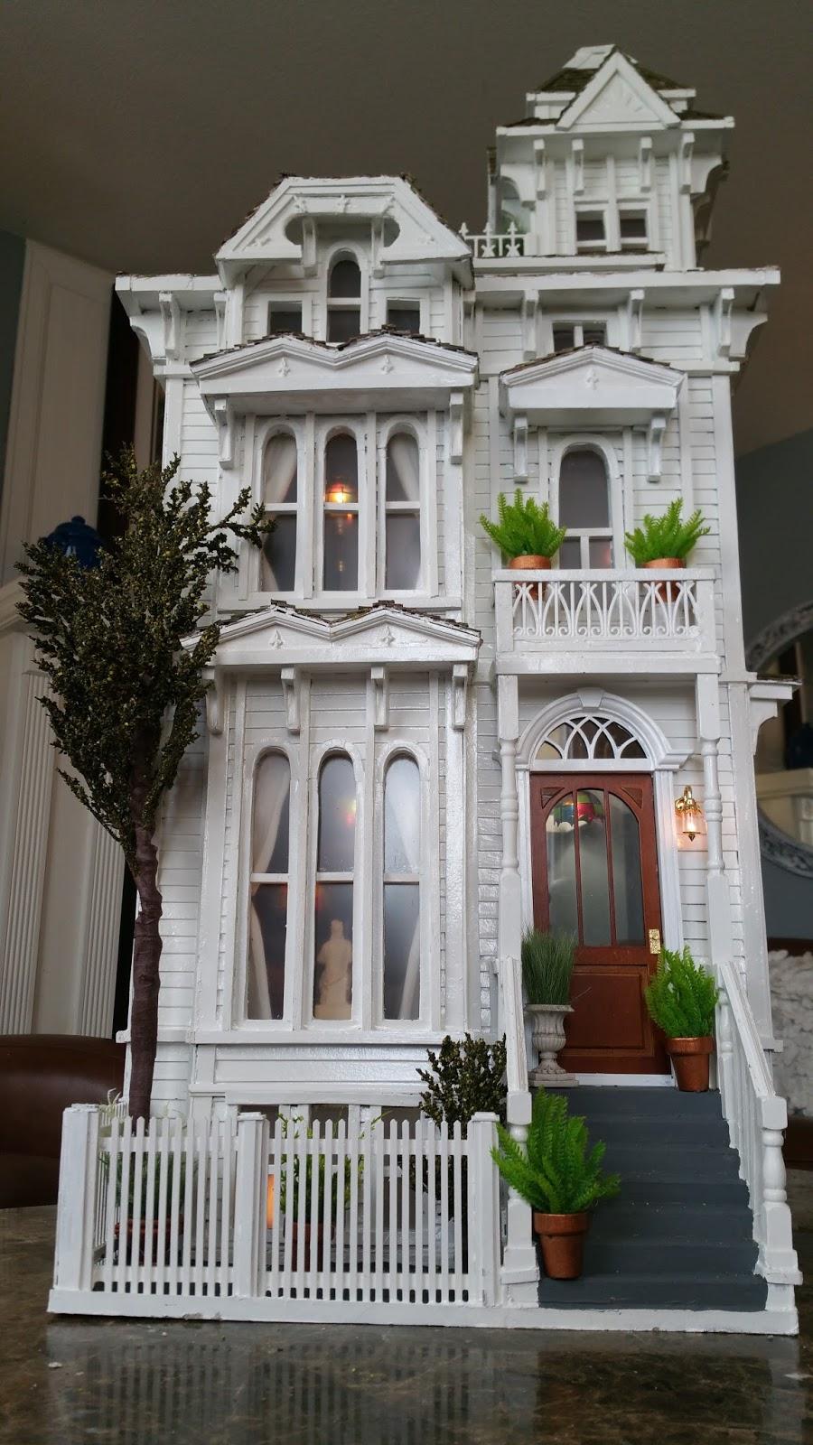 greggs miniature imaginations san fransisco house made. Black Bedroom Furniture Sets. Home Design Ideas